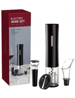 Electric Wine Opener Set